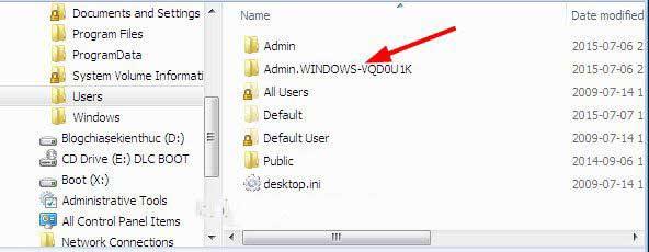 Cách cứu lại dữ liệu máy tính khi không vào được Windows