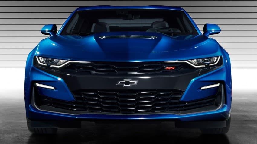 Đánh giá xe Chevrolet Camaro