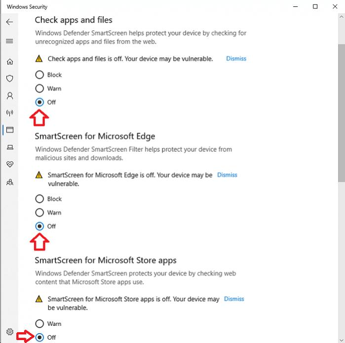 Gỡ bỏ chương trình bảo vệ máy tính khỏi phần mềm cài đặt