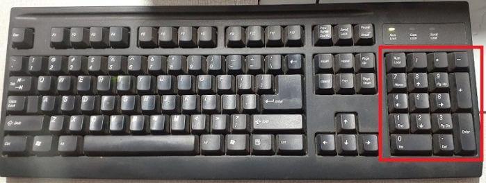 Num Lock là gì?