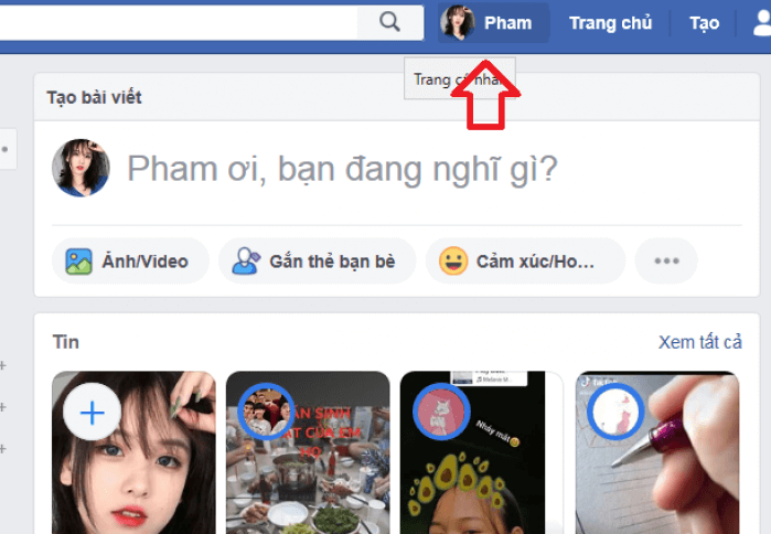 Xem lại danh sách hủy kết bạn trên Facebook
