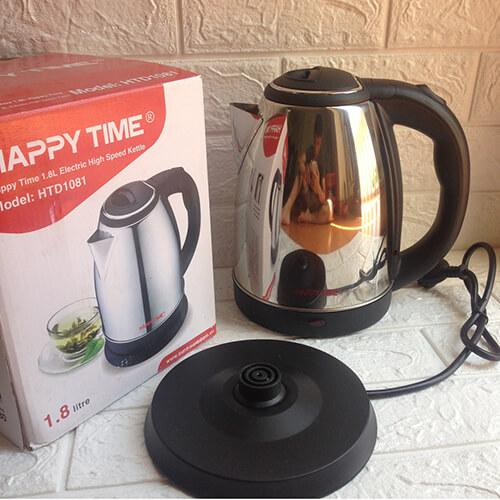 Ấm đun nước siêu tốc Happy Time Sunhouse HTD1081