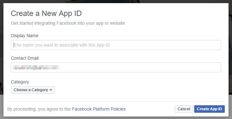 tao facebook id