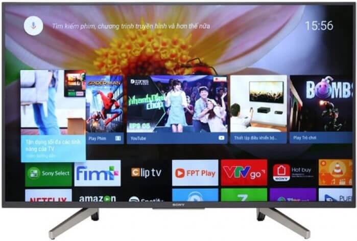 Chặn quảng cáo đối với hệ thống Smart Tivi Sony