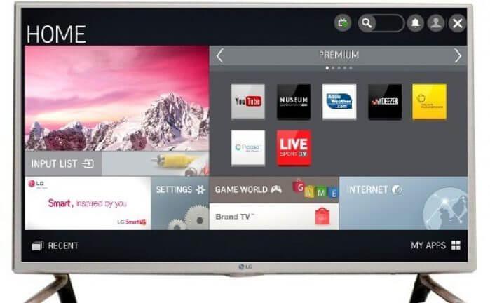 Chặn quảng cáo đối với hệ thống Smart Tivi LG