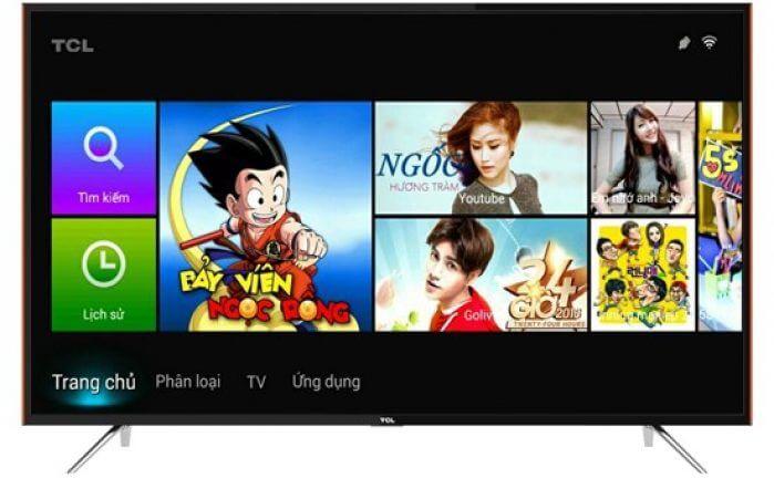 Chặn quảng cáo đối với hệ thống Smart Tivi TCL