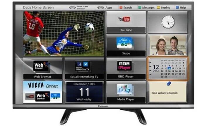 Chặn quảng cáo đối với hệ thống Smart Tivi Panasonic