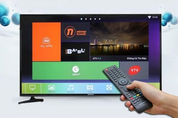 Chặn quảng cáo đối với hệ thống Smart Tivi Skyworth