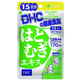 Viên uống Trắng da DHC Adlay Extract Nhật Bản