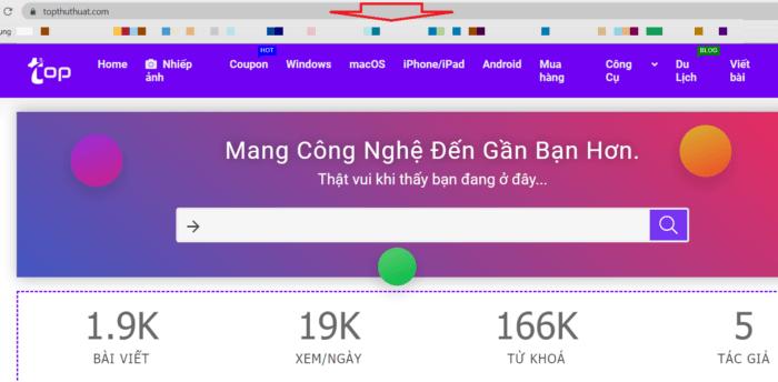 Cách đánh dấu trang trên trình duyệt Chrome, Firefox, Edge