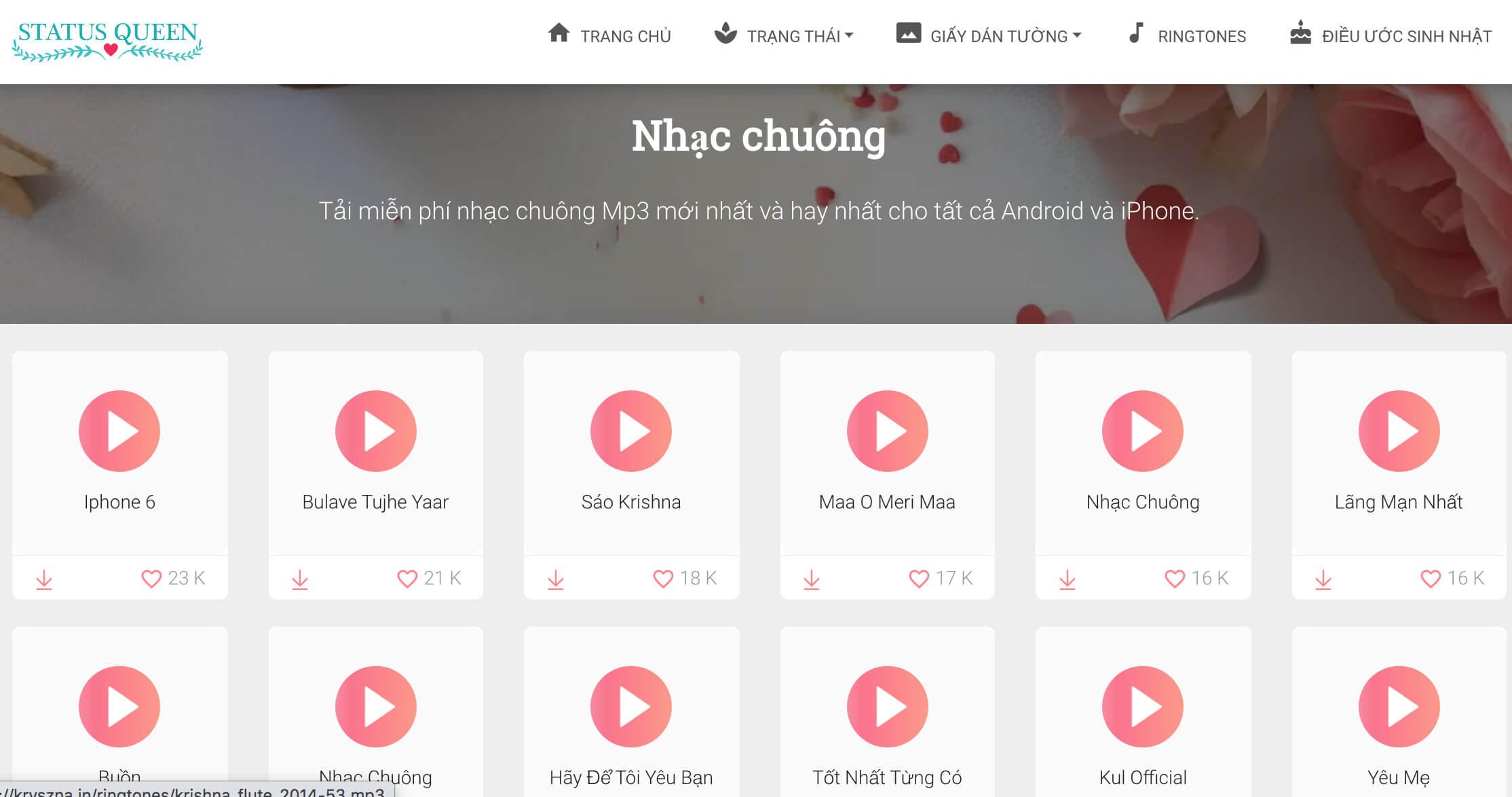 nhac chuong