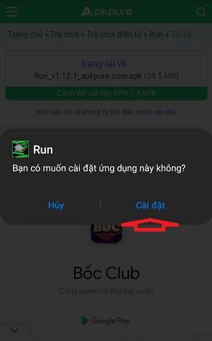 Cách cài đặt ứng dụng Android bằng APK