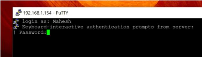 nhập mật khẩu tài khoản người dùng
