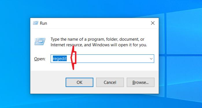 Sử dụng Registry để khóa phím Windows