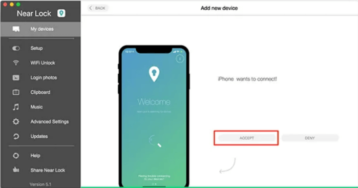 How to unlock your Mac using an iPhone