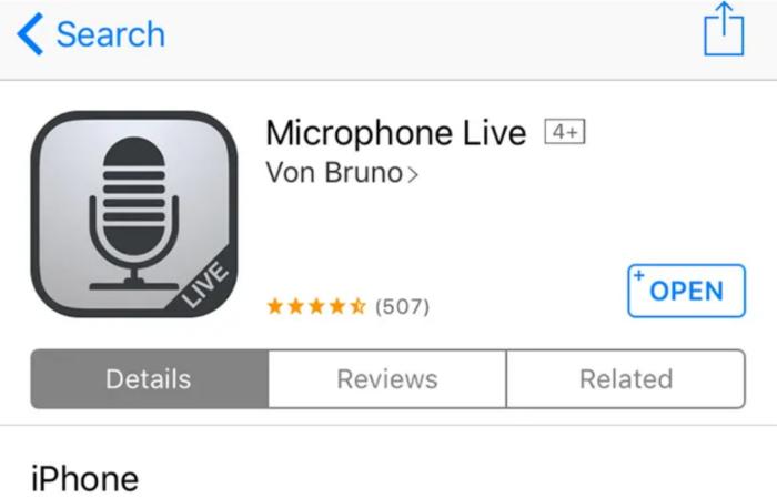 Cài đặt và thiết lập ứng dụng micro trên iPhone