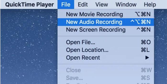 ghi lại màn hình iPhone cũng như âm thanh từ iPhone