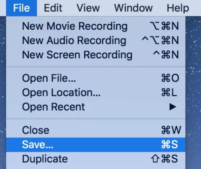 lưu tệp âm thanh được ghi từ micro iphone