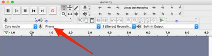 ghi âm thanh và chỉnh sửa các tệp âm thanh hiện có của bạn