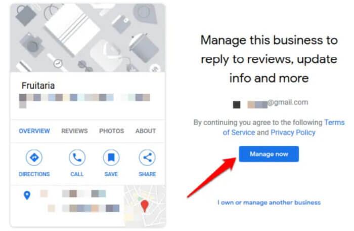 kiểm tra xem doanh nghiệp của bạn đã được liệt kê trên Maps chưa