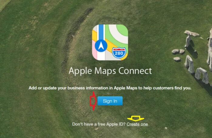 Cách thêm doanh nghiệp vào Apple Maps