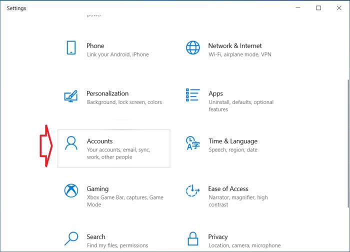 cách dễ nhất để xóa tài khoản người dùng trong Windows 10