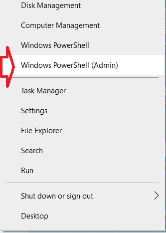 Sử dụng lệnh PowerShell để xóa user