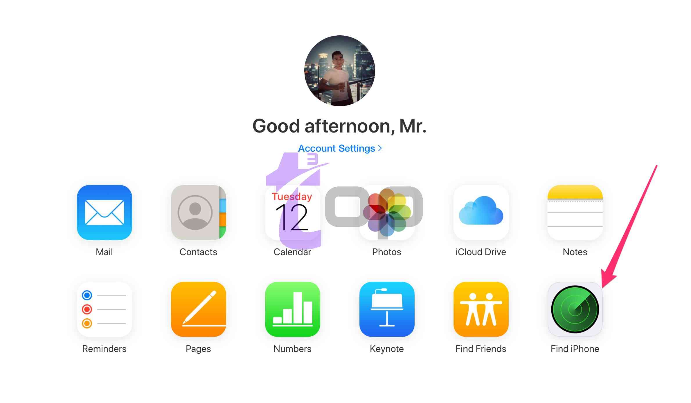 find my phone ios