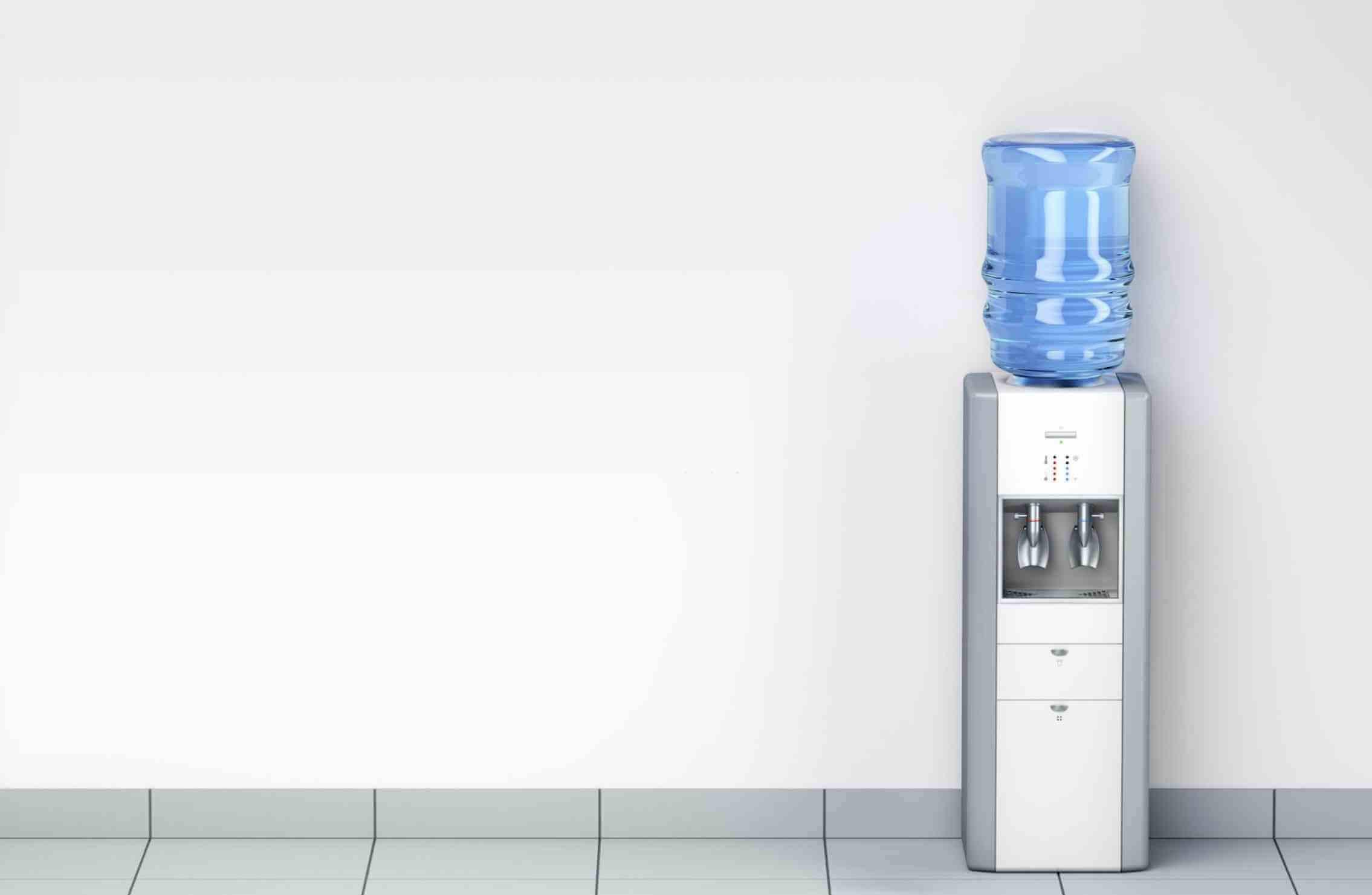 Thiết kế bình nước úp ngược
