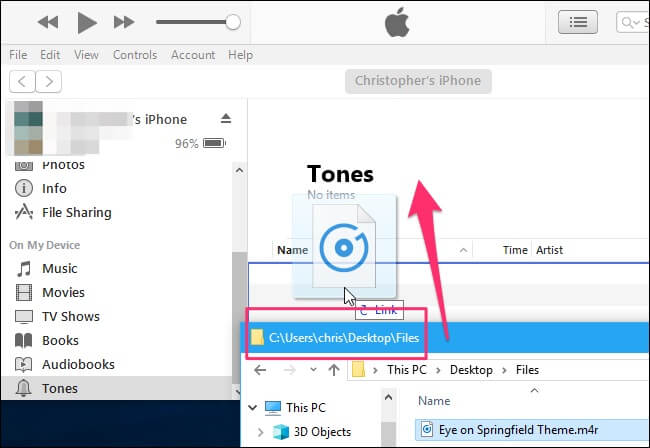 ringtone windows