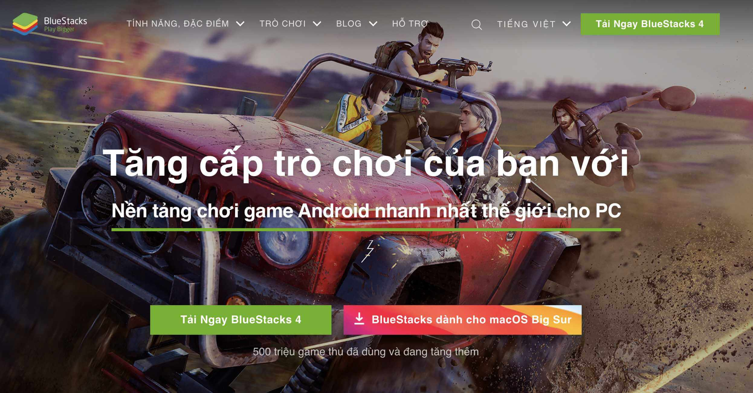 gia lap android nhe nhat