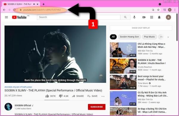 MP3 từ Youtube