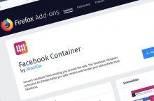 Mozilla tung tiện ích giúp người dùng tránh bị Facebook theo dõi