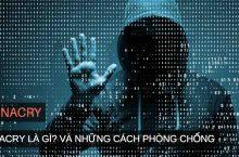 WannaCry là gì? Giải pháp phóng chống Ransomeware hiệu quả