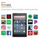 Amazon Kindle Fire HD8 (Bản mới nhất 2018) - Hàng nhập khẩu