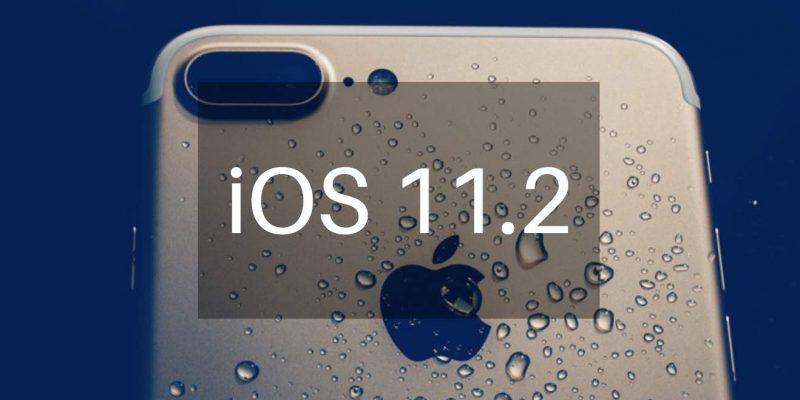 Đã có iOS 11.2 sửa lỗi iPhone bị nóng, tự động văng ra màn hình khóa