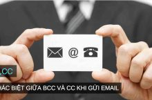 BCC, CC là gì và ý nghĩa BCC, CC khi sử dụng Gmail, Outlook,…