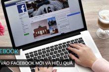 Thủ thuật cách vào facebook mới nhất khi bị chặn [Cập nhật 2019]