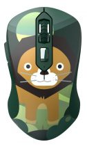 Chuột không dây DareU LM115G Multi Cute Lion
