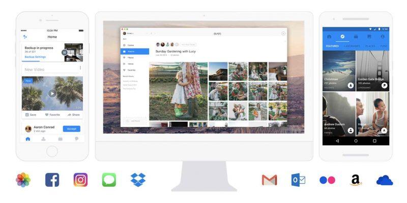 Giải pháp sao lưu hình ảnh Android và iPhone không giới hạn với Ever