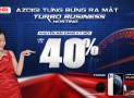 Azdigi khuyến mãi đến 40% nhân dịp ra mắt Turbo Business Hosting