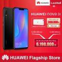 Huawei Nova 3i 4GB 128GB điện thoại thông minh 6.3
