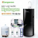 [Mã ELMALL1TR5 Giảm 11% đơn 3TR]Máy lọc nước RO KANGAROO KG100HC HYDROGEN (10 cấp lọc - Bao gồm tủ cường...