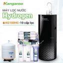 Máy lọc nước RO Kangaroo KG100HC HYDROGEN - 10 cấp lọc - Bao gồm tủ cường lực