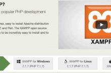 Cách tải và cài đặt phần mềm tạo Webserver, Localhost với XAMPP