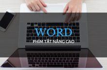 Tổng hợp các phím tắt nâng cao trong Word bạn nên biết