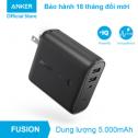 Pin dự phòng ANKER PowerCore Fusion 5000mAh - A1621
