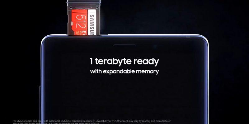 Samsung chính thức mở bán microSD 512GB: Giá khoảng 330 USD