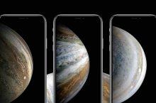 Tải bộ hình nền sao MỘC dựa trên ý tưởng của iPhone XS và XS Plus