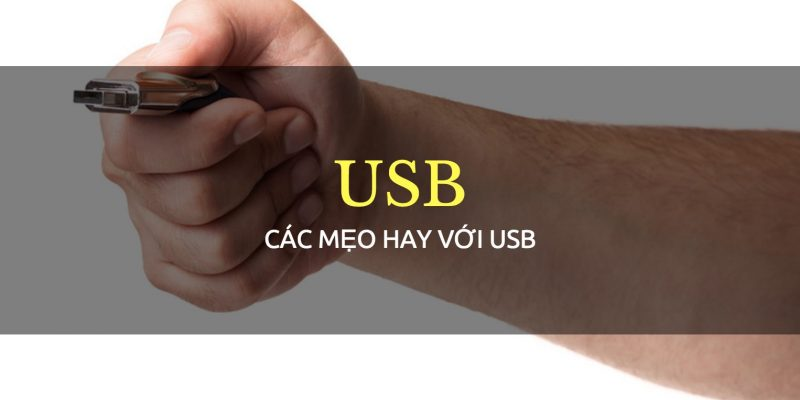 Top 5+ phần mềm tạo USB Boot tốt nhất hiện nay